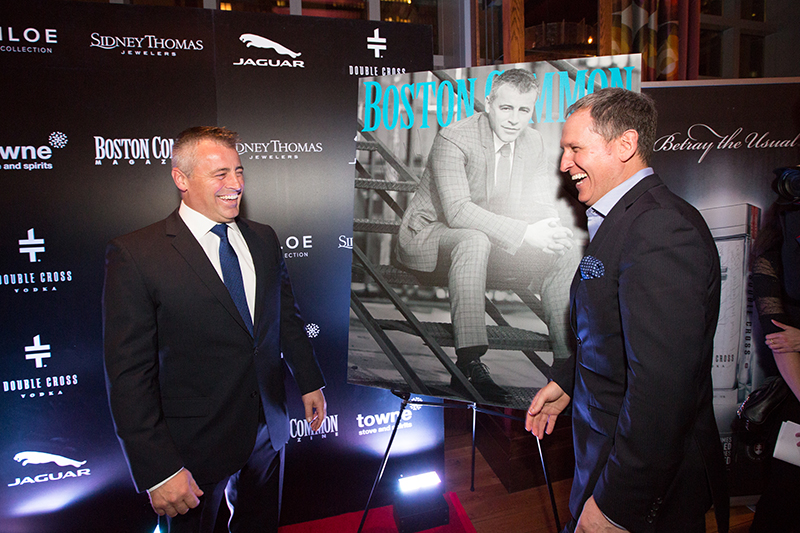 Boston Common Magazine Welcomes Matt LeBlanc