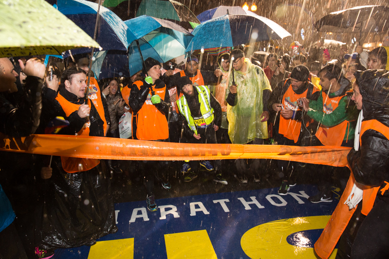 Maickel Melamed of Venezuela Completes the Boston Marathon in 20 Hours